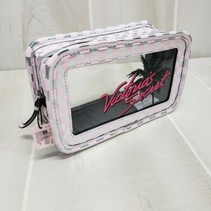 Victoria's Secret Makeup Bag NWT~DM13